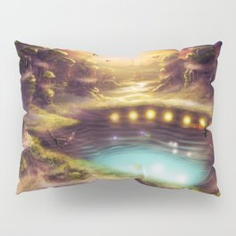 Within the Mesas Pillow Sham