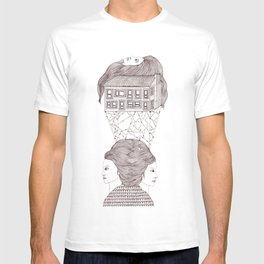 North, East, West T-shirt