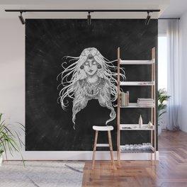Mother Goddess Wall Mural