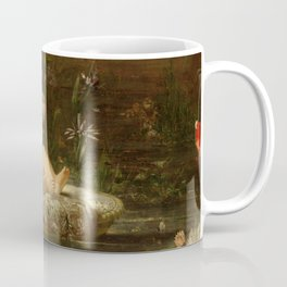 """Gustave Moreau """"The Infant Moses (Young Moses)"""" Coffee Mug"""
