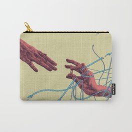 Yes! Marriage Equality by Chrissy Curtin Carry-All Pouch