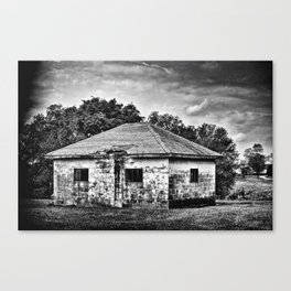 The Place Where it Happened Canvas Print
