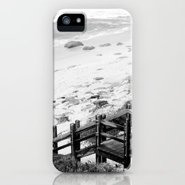 To The Beach iPhone Case