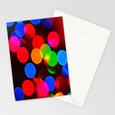 Festive Sparkle Stationery Cards