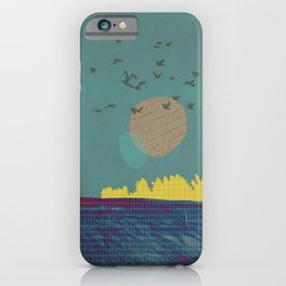 Go placidly iPhone Case