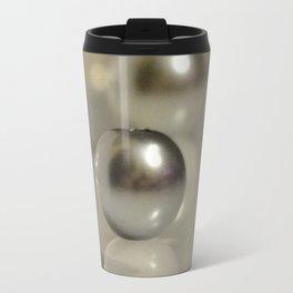 Silver And Gold Travel Mug