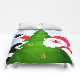 Upsi Santa Claus CB Comforters