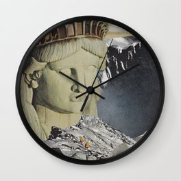 3018 Wall Clock