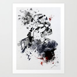The Chosen One Art Print