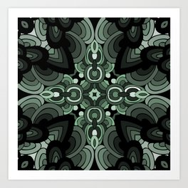 Kaliedoscope Art Print