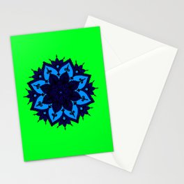 Kids Mandala Anahata Stationery Cards