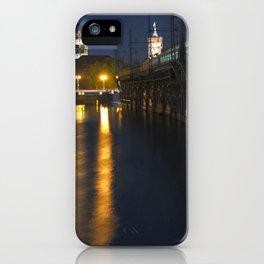 GHOST HOUR in BERLIN iPhone Case