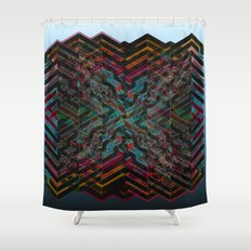 Intropolis Shower Curtain