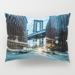 Brooklyn Bridge 2 Pillow Sham