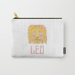 Leo - fire sign Carry-All Pouch