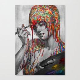 Chroma Canvas Print