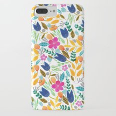 Flower Mayhem iPhone 7 Plus Slim Case