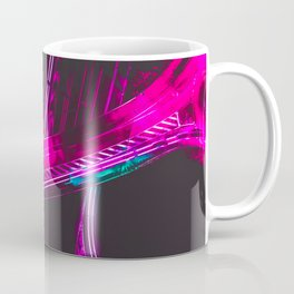 Future 2077 Highway Coffee Mug