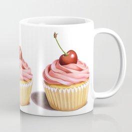 The Perfect Pink Cupcake Coffee Mug