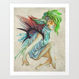Faerie Art Print
