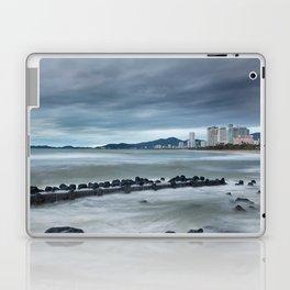 Morning Skyline Nha Trang Vietnam Laptop & iPad Skin