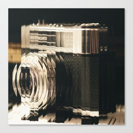 Wake Up With A Camera Canvas Print