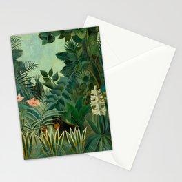"Henri Rousseau ""The Equatorial Jungle"" Stationery Cards"