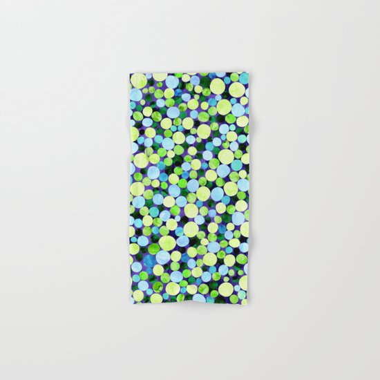 Confetti Pattern 04 Hand & Bath Towel