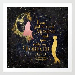 A Million Junes - Forever Art Print
