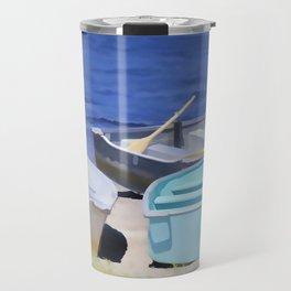Boat for rent 2 Travel Mug