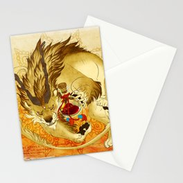 The Heart's Guard Stationery Cards