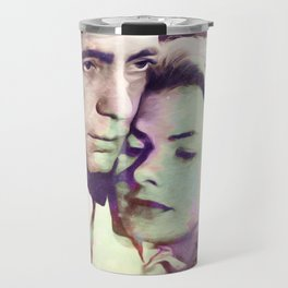 Casablanca | PRINT | Here's looking at you, kid. | Quote | Vintage Style Poster #M44 Travel Mug