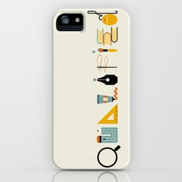 Qualified iPhone Case