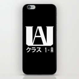 U.A. High School V3 iPhone Skin