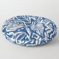 Hawaiian tribal pattern Floor Pillow