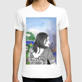 c'est moi et mon monde T-shirt