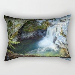 Paradise Falls 1 Rectangular Pillow