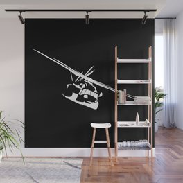 H-53/CH-53 Military Helicopter Wall Mural