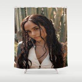 Kehlani 11 Shower Curtain