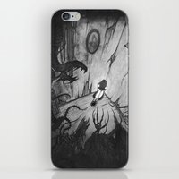 monsters iPhone & iPod Skins featuring Monsters by Michael Brack