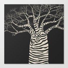 Treenimal Canvas Print