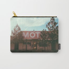 Boundary Peak abandoned motel Carry-All Pouch