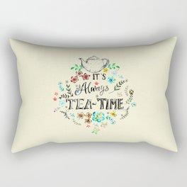 It's always teatime - 2 Rectangular Pillow