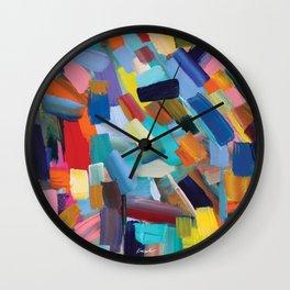 Vivacious 402 Wall Clock