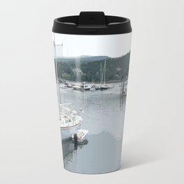 NorthEast Harbor, ME Travel Mug