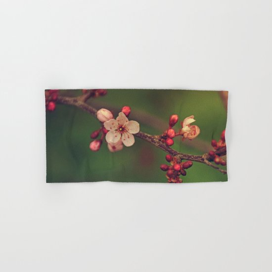 Lovely Cherry Blossom Hand & Bath Towel