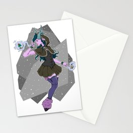 Krampus Stationery Cards