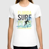 surf T-shirts featuring surf by ulas okuyucu