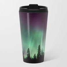 Aurora III Metal Travel Mug