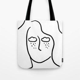 rainy soul Tote Bag